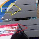 9 Đặc điểm để phân biệt nhôm Xingfa chính hãng