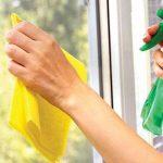 8 Mẹo làm sạch cửa nhôm kính